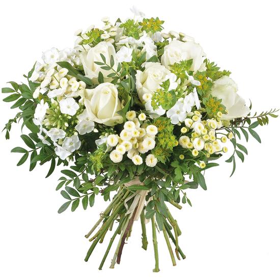 Au Coin De Ma Rue Courses En Ligne Bouquet De Fleurs Eden
