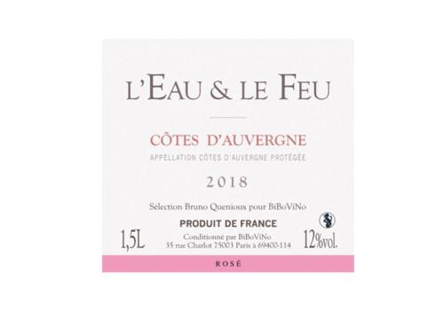 Au Coin De Ma Rue Courses En Ligne L Eau Et Le Feu Rose Magnum 1 5l