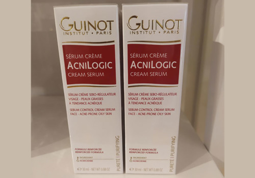 Courses En Ligne AcniLogic Serum Creme