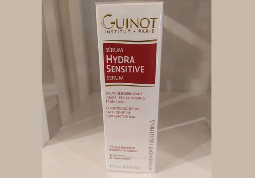 Courses En Ligne Hydra Sensitive Serum