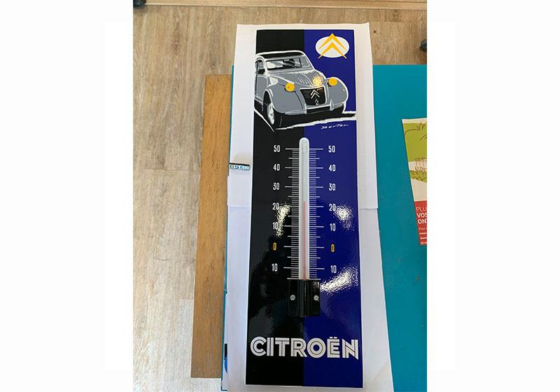 Courses En Ligne Thermomètre Citroën